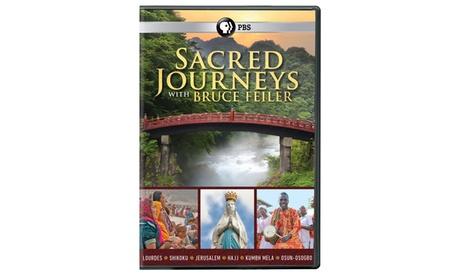 Sacred Journeys with Bruce Feiler DVD 5f7d3696-2c19-4590-8fd8-9d3a492d1b2c