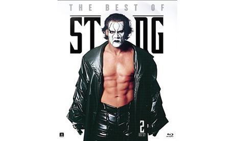 WWE: Best of Sting, The (2-Disc) (Blu-ray) c9fd6fe7-ad75-4e42-82ba-6b6ee82f2b92