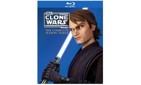 Star Wars: The Clone Wars: Season Three Box Set (Blu-ray) 54970347-139c-447e-a972-242bf40ab823