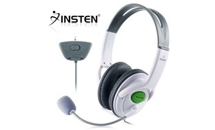 Insten Gaming Headset with Mic For xbox 360,360 Sl...