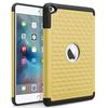 Insten Hybrid PC Spot Dazzle Case For iPad Mini 4 2015 Black Gold