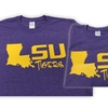 LSU Tigers College T-Shirt S-XXL (Men and Women Styles)