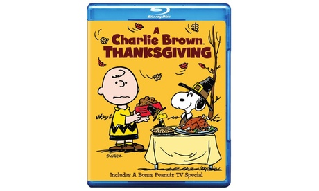 A Charlie Brown Thanksgiving (Blu-Ray) 5e5173f3-8036-4c08-8d64-462b7b048163