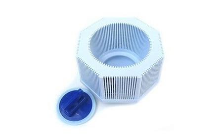 Mineral Cube for Vitalizer Plus Heagonal Water Machine