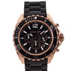 Michael Kors Men's 'Drake' Rose Gold-tone Chronograph Watch