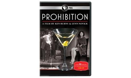 Ken Burns: Prohibition DVD 9ac59a4c-1144-4355-8f9a-50f204a79694