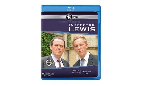Masterpiece Mystery!: Inspector Lewis 6 Blu-ray (U.K. Edition) 8f5afb45-c729-460b-a957-54c1719108bf