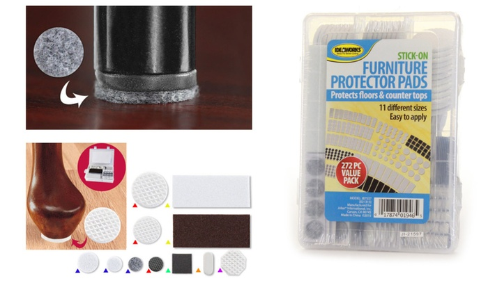272 Piece Furniture Protection Pad Kit