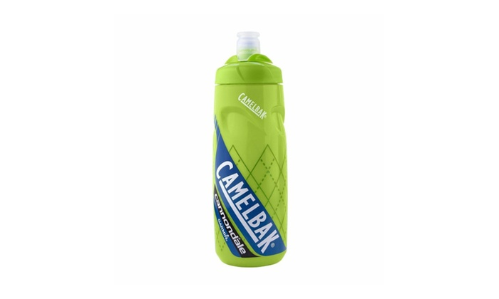 Cannondale/Garmin Green 24oz Camelbak Podium Water Bottle