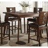 Forde 5 Piece Counter Height Dining Set