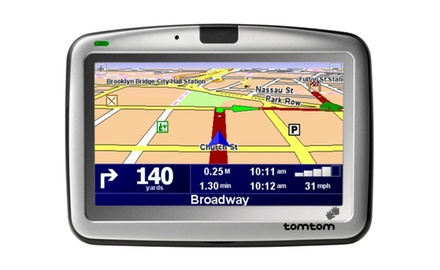 Tomtom GO 510 4 inch Bluetooth Portable GPS Navigation System