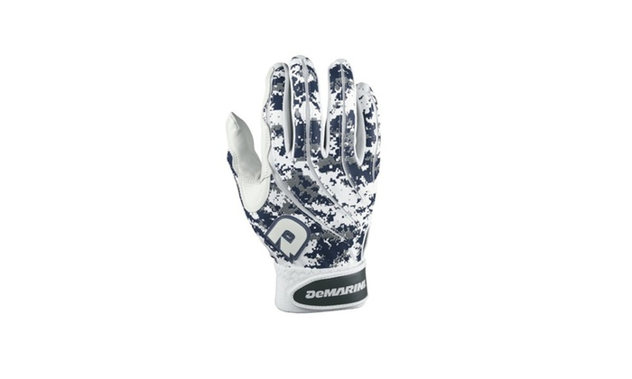 DeMarini Navy Digi Camo Batting Glove Men's Large