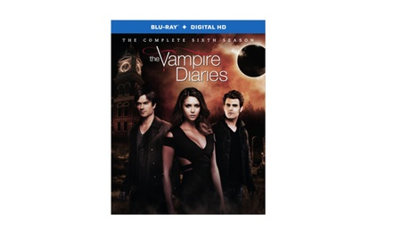 Vampire Diaries, The: The Complete Sixth Season (Blu-ray UV) 3ddfa6bb-ccd5-4a08-80ec-6aa0c8a60325