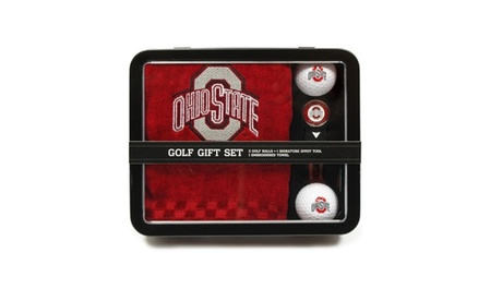Team Golf Ohio State Golf Gift Set bf2c8cd4-4bfb-4082-82ce-41b130abc106