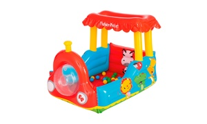 Bestway - Fisher Price Train Ball Pit