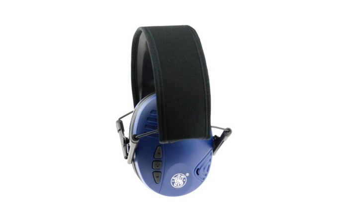 Smith and Wesson Electronic Earmuf
