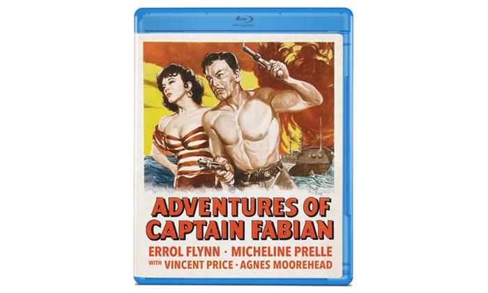 Groupon Goods: Adventures Of Captain Fabian BD