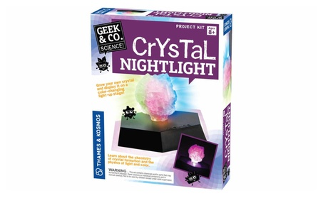 Thames & Kosmos Crystal Nightlight 6f89de9d-3fec-4407-9f4a-0934286f12c5