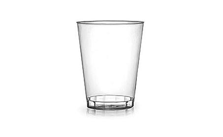 Fineline Settings 401-CL Clear 1 Oz. Shot Glass 48431f75-5780-43f4-961b-7f661581b653