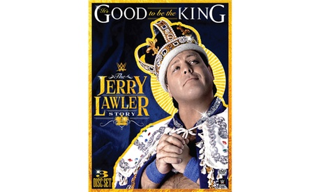 WWE: It's Good to be the King: The Jerry Lawler Story (DVD) d2e67839-ae1f-4280-b74f-7b24573ab982