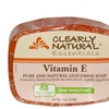 Clearly Natural Glycerine Bar Soap Vitamin E - 4 OZ (Pack of 1)