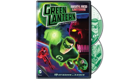 Green Lantern Animated Series: Season One, Part One (DVD) f5839314-f6d4-46e4-b389-7a1e22ae6434