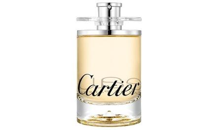 Cartier Eau De Cartier 3.3 OZ 100 ML EDP Tester For Women
