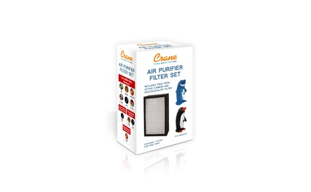 True HEPA Air Purifier Filter Shark Penguin aea29485-9392-4eaa-aae0-05018723756b