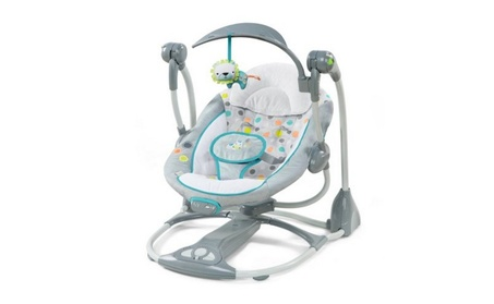 Ingenuity Convertme Swing 2 Seat Portable Swing 6d464d7e-9f3d-449a-aaf1-6ea1899e8b4f