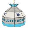 Charlotte Hornets NBA 16 inch Tiffany Style Lamp