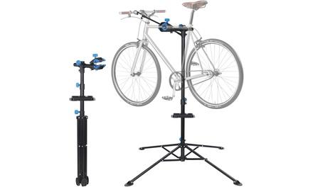 "Zeny Portable Adjustable 42.5"" Steel Maintenance Mechanic Bicycle Repair Rack"