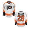 Philadelphia Flyers Claude Giroux White Premier Jersey