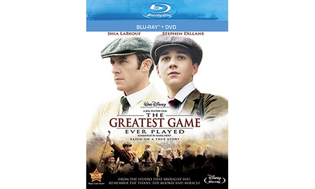 The Greatest Game Ever Played (Blu-ray) Combo Pack 989a4311-388e-4392-83e3-19809aa4bce5