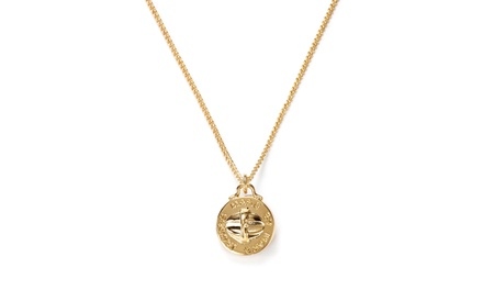 MARC BY MARC JACOBS Turnlock Pendant Necklace