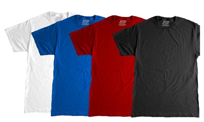 Men's Rock Scythe Heavyweight Cotton T-shirt