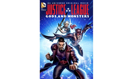 Justice League: Gods and Monsters (DVD, UV) d626776f-ec57-4ff1-b7dc-45743b450797