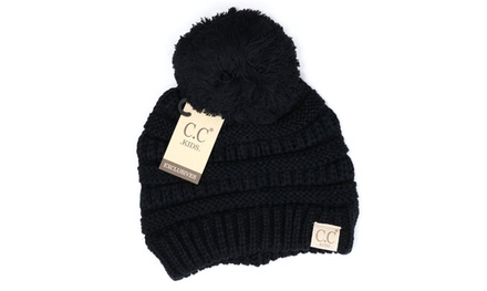 8db4767301d Up To 65% Off on CC Slouchy Beanie Faux Fur Ki...