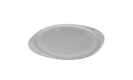 """Farberware Insulated Nonstick Bakeware 15-1/2"""" Pizza Pan, Light Gray 5654d80f-2091-4472-b309-6a19d4ddc0a1"""