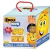 Danawares 30361330 The Emoji Movie Puzzle in Cube - 48 Piece