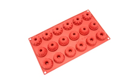 Freshware 18-Cavity Silicone Mini Fancy Chocolate and Candy Mold bd9743fb-383c-42b2-819f-c301e99afec3