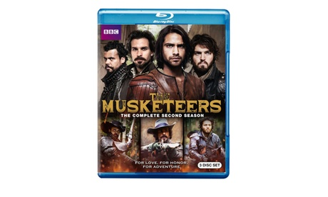 Musketeers, The: Season Two (Blu-ray) 5bd63a80-0457-48d6-a642-40dc8fed1ee6