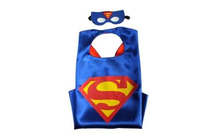 Super Man Cape and Mask Costumes be63290c-6276-4f27-a4bb-779092792b0e