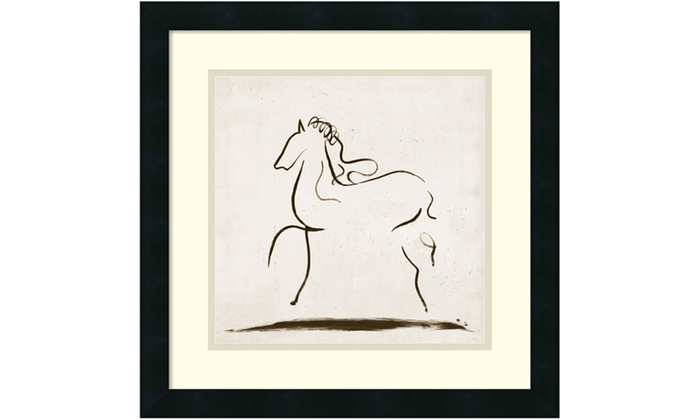Up To 15 Off On Tom Reeves Horse I Framed A