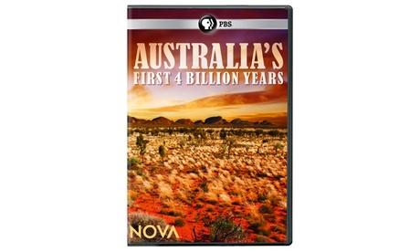 NOVA: Australia's First 4 Billion Years DVD df3cd4c2-764a-4c00-bf9a-5bff7de5bd36