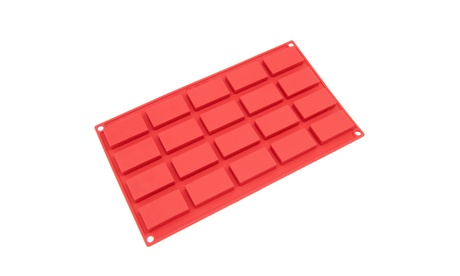 Freshware 20-Cavity Silicone Financier, Candy, Cookie and Soap Mold 3839aac1-0fcc-4d8f-8892-bf4d7a2c3ac9