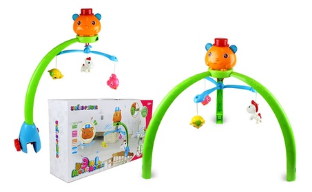 3 in 1 Musical Crib Spinning Mobile Electronic Baby Toy 5c82b49b-0dde-45a4-ad34-7541523b4ff6