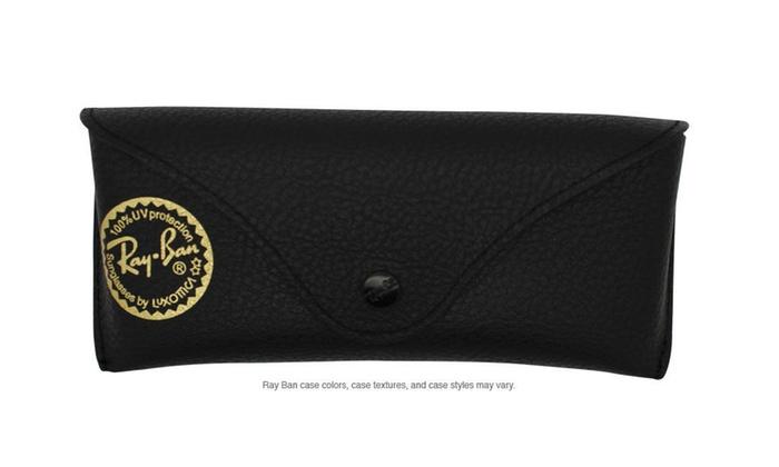1d744fc1cb Ray Ban Outdoorsman Craft Sunglasses RB3422Q 9040 58 Black   Green Classic G -15
