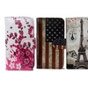 Iphone and Samsung Assorted Wallet Case USA
