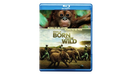 IMAX: Born to Be Wild (Blu-ray) 95d79697-9fc0-426f-81a8-4a45e1540551