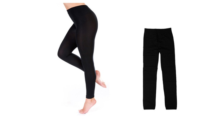 Amazingly Comfortable Stretchy Thermal Winter Leggings